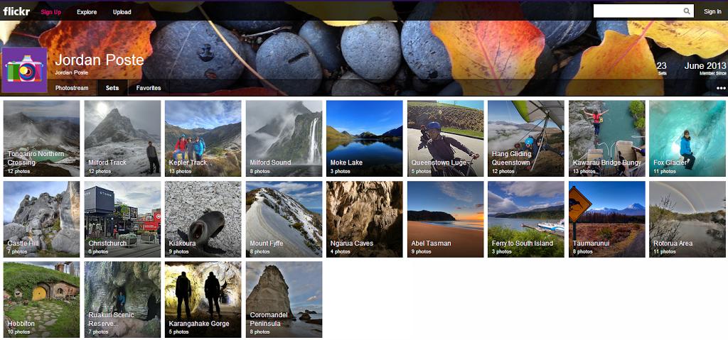 Photos on Flickr