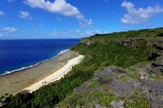 Exploring Fangatave Beach & Caves