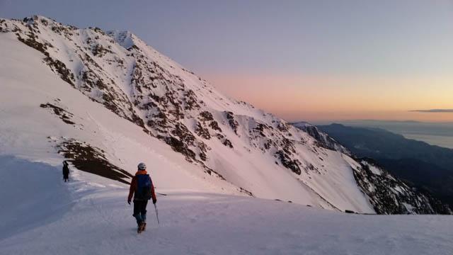 Summiting Te Ao Whekere