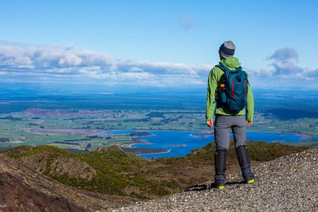 Mount Tarawera Summit
