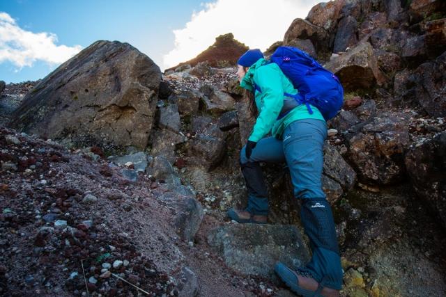 Mount Tarawera Volcanic Hike