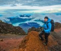 Hiking Mount Rinjani