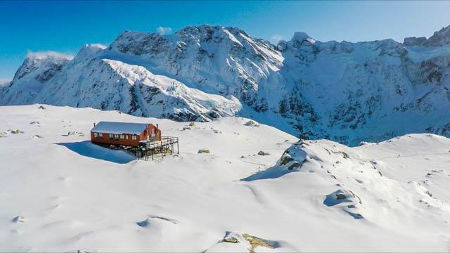 Mueller Hut – NZ's most beautiful hut