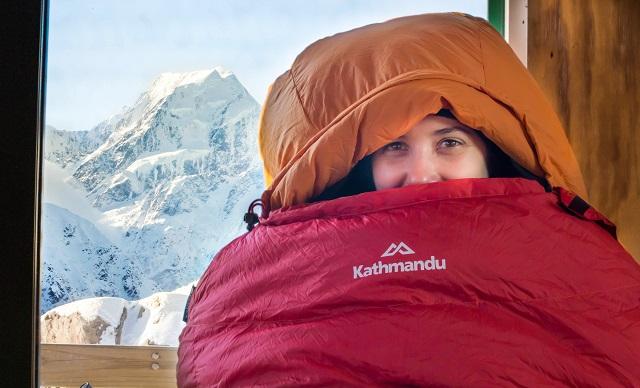 Kathmandu sleeping bag