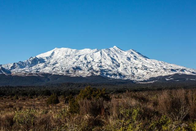 Mt Rueaphu