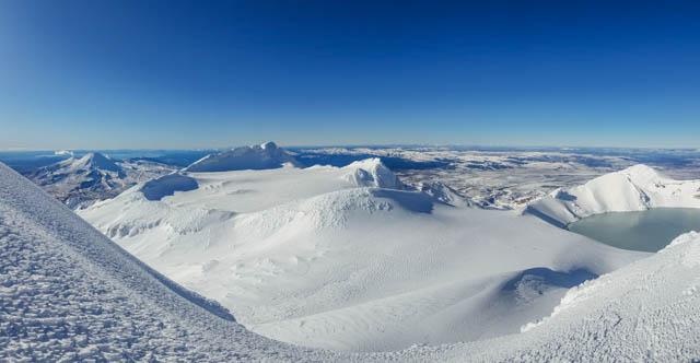 Paratetaitonga summit view