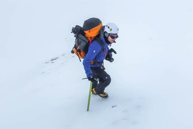Mt Ngauruhoe summit