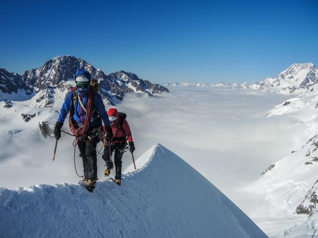 High Alpine Skills in Mt Cook