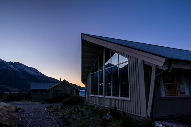 Urwin Lodge