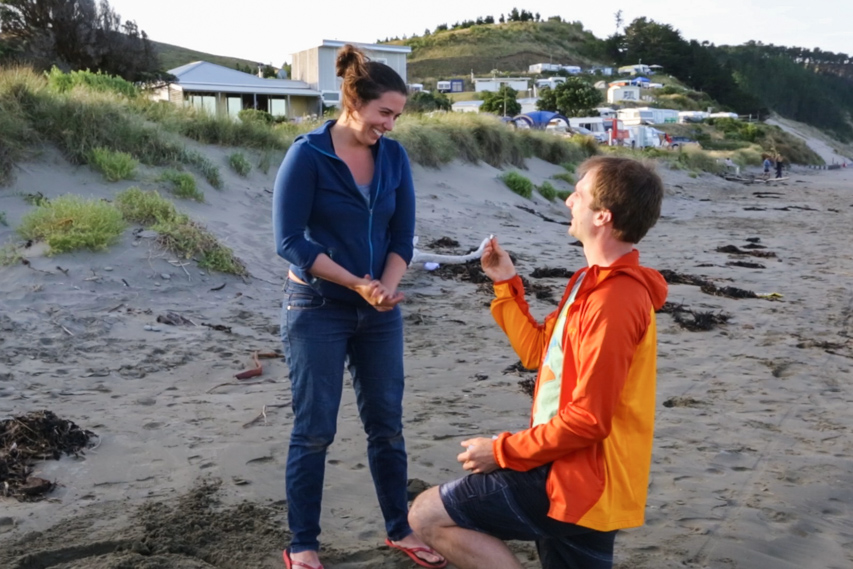 How I Planned an Epic Proposal