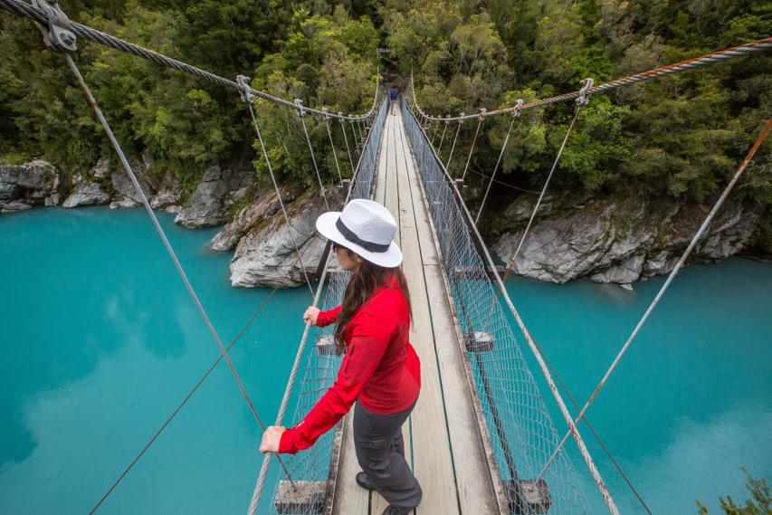 Exploring New Zealand's Wild West Coast